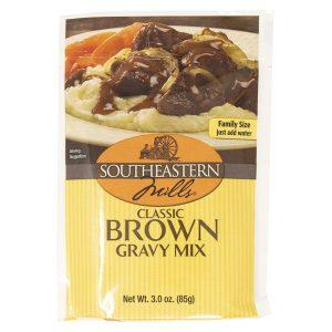 brown gravy