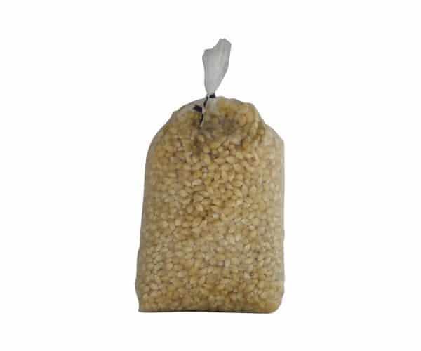 White Hulless Popcorn Gourmet -0