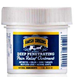 Amish Origins Medicated Salve-1 oz.-0