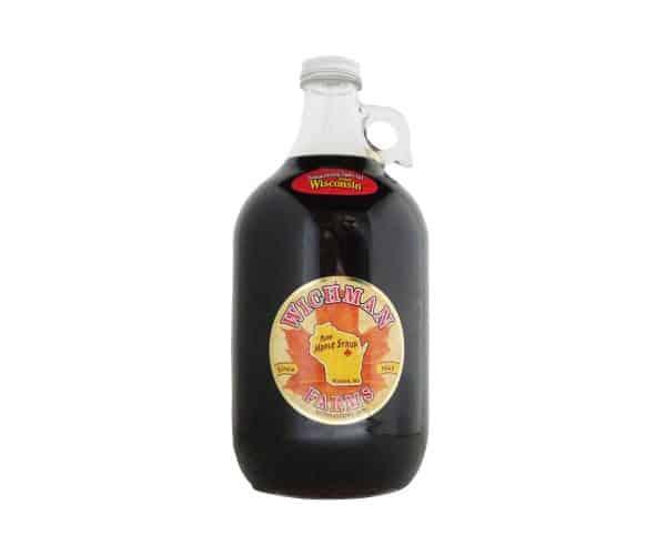 Wichman Farms Maple Syrup-1/2 Gallon-0