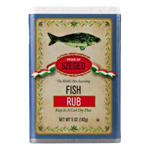 Fish Rub - 5 oz.-0