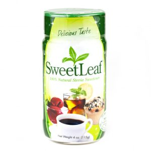 SweetLeaf Stevia Powder - 4oz.-0