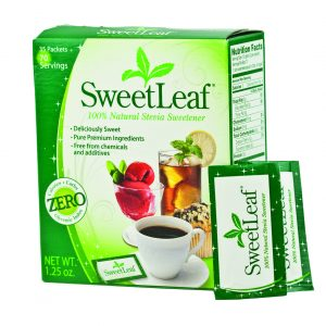 Sweetleaf Stevia - 1.25 oz.-0