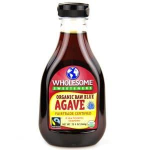 Organic Raw Blue Agave - 23.5 oz. -0