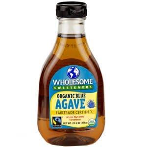 Organic Blue Agave - 23.5 oz. -0