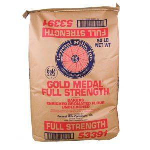 Unbleached Flour -0