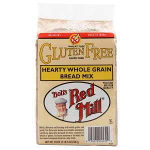 Bob's Red Mill Gluten Free Hearty Bread Mix - 20 oz. -0