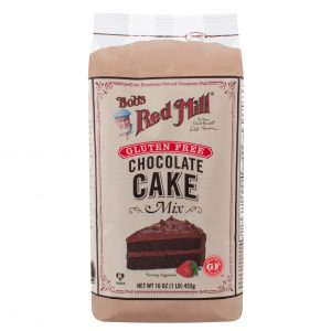 Bob's Red Mill Gluten Free Chocolate Cake Mix - 16 oz. -0