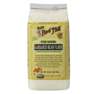 Bob's Red Mill Gluten Free Garbanzo Bean Flour - 16 oz. -0