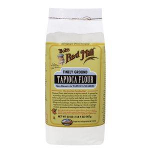 Bob's Red Mill Gluten Free Tapioca Flour - 20 oz. -0