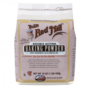 Bob's Red Mill Gluten Free Baking Powder - 16 oz. -0