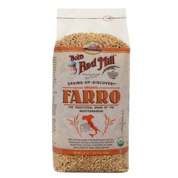 Bob's Red Mill Organic Farro - 24 oz. -0