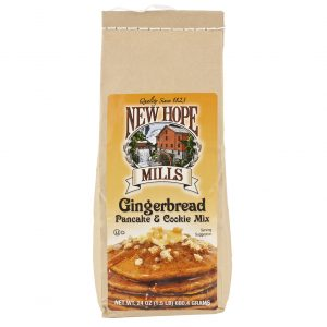 Gingerbread Pancake & Cookie Mix - 24 oz.-0