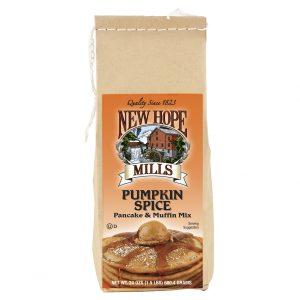 Pumpkin Spice Pancake Mix - 1.5#-0