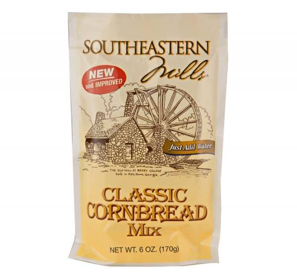 Southern Style Cornbread Mix 6 oz.-0
