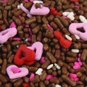 Mix Cupid's Chocolate (3 oz.)-0