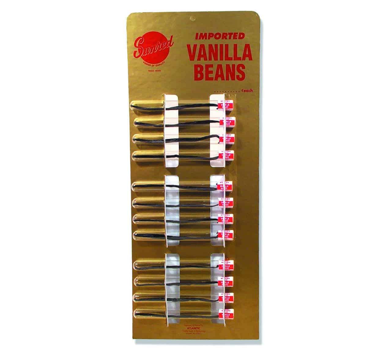 Vanilla Bean 2.7 gram | Bulk Priced Food Shoppe