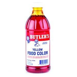 Yellow Food Coloring - 16 oz.-0