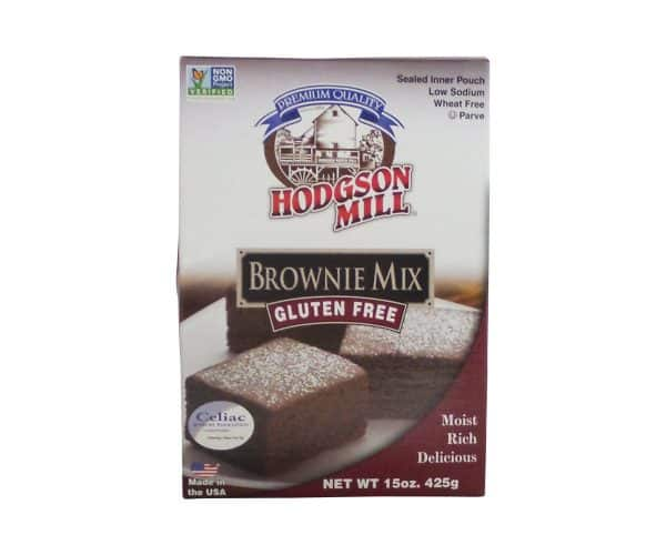 Hodgson Mill G/F Brownie Mix - 15 oz.-0