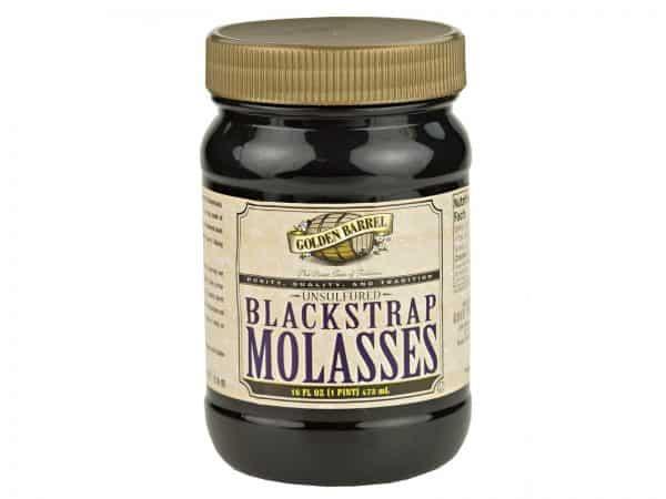 Blackstrap Molasses - 16 oz.-0