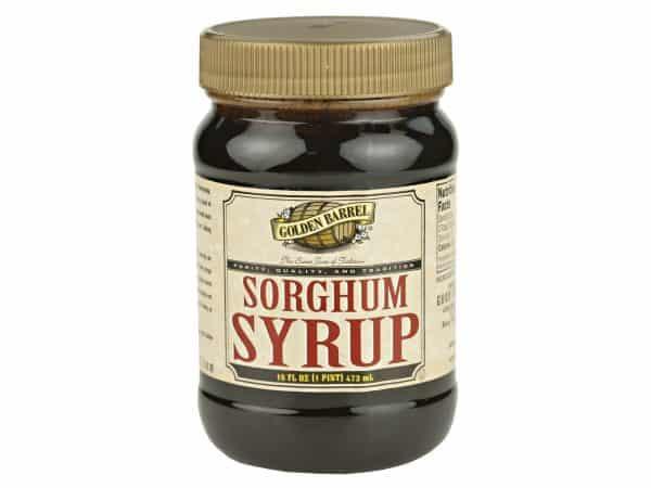 Sorghum Syrup - 16 oz.-0