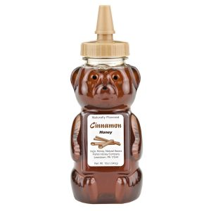Cinnamon Honey Bear 12 oz. -0