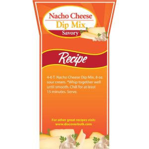 Nacho Cheese Dip Mix-0
