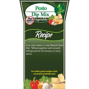 Pesto Dip Mix-0