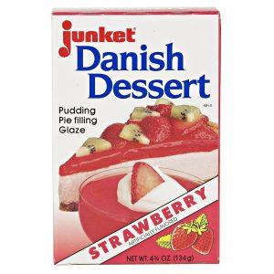 Strawberry Danish Dessert 4.75 oz. -0
