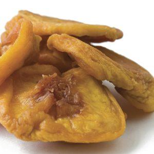 Dried Peaches -0