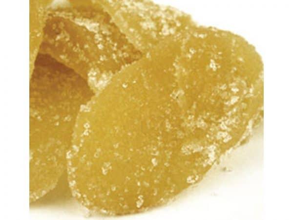 Crystallized Ginger Slices -0
