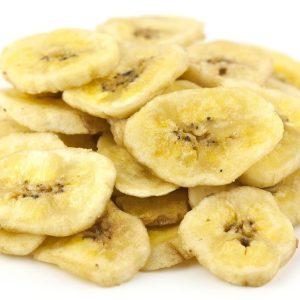 Organic Sweetened Banana Chips -0
