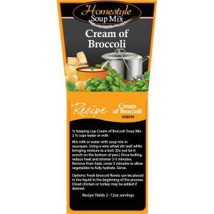 Cream of Broccoli Soup-Homestyle-0