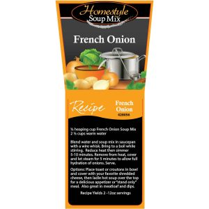 French Onion (Homestyle) Soup Mix-0