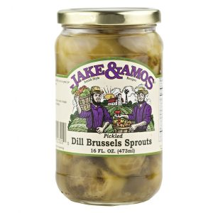 Jake & Amos Dill Brussel Sprouts - 16 oz.-0