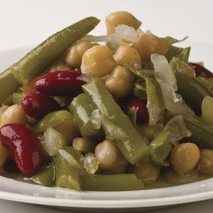 Jake & Amos Four Bean Salad - 16 oz. -0