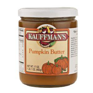 Pumpkin Butter 17 oz.-0