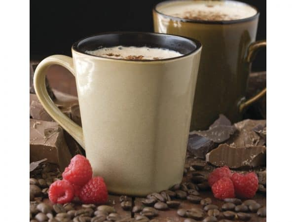 Chocolate Raspberry Cappuccino -1632