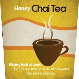 Honey Chai Tea-0