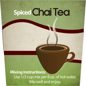 Spiced Chai Tea -0