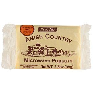 Ladyfinger Microwave Popcorn - 3.5 oz.-0