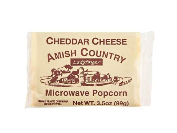Cheddar Cheese Microwave Popcorn - 3.5 oz.-0