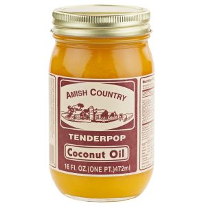 Amish Country Coconut Oil - 16 oz.-0