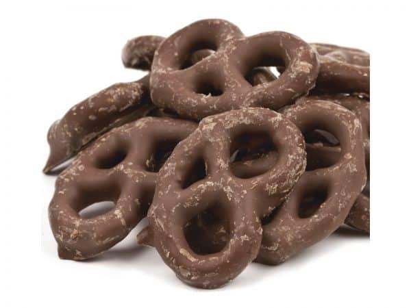Mini Chocolate Coated Pretzels-0