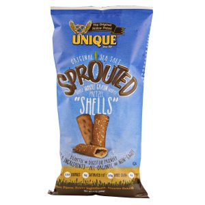 Sprouted Whole Grain Puffs - 8 oz.-0