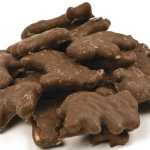 Chocolate Dipped Animal Crackers -0