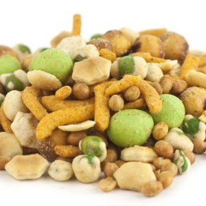 Wasabi Trail Snack Mix-0