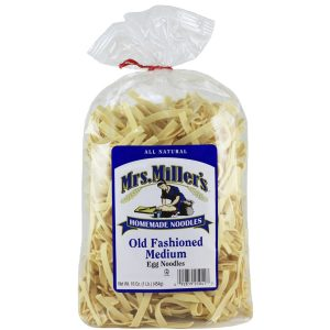 Mrs. Miller's Old Fashioned Medium Noodles 16 oz.-0