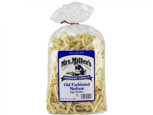 Mrs. Miller's Old Fashioned Medium Noodles 16 oz.-0