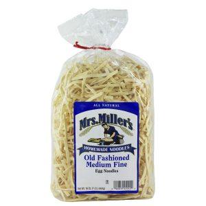 Mrs. Miller's Old Fashioned Medium Fine Noodles 16 oz. -0